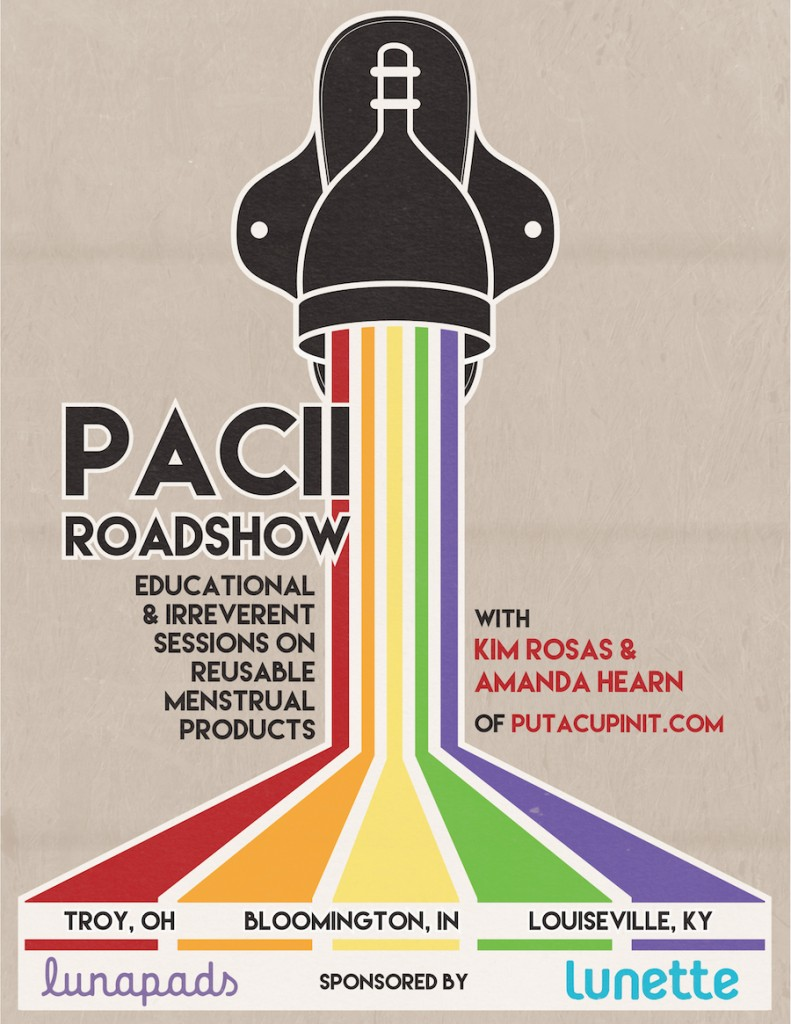 PACII Roadshow June 2016 Tour