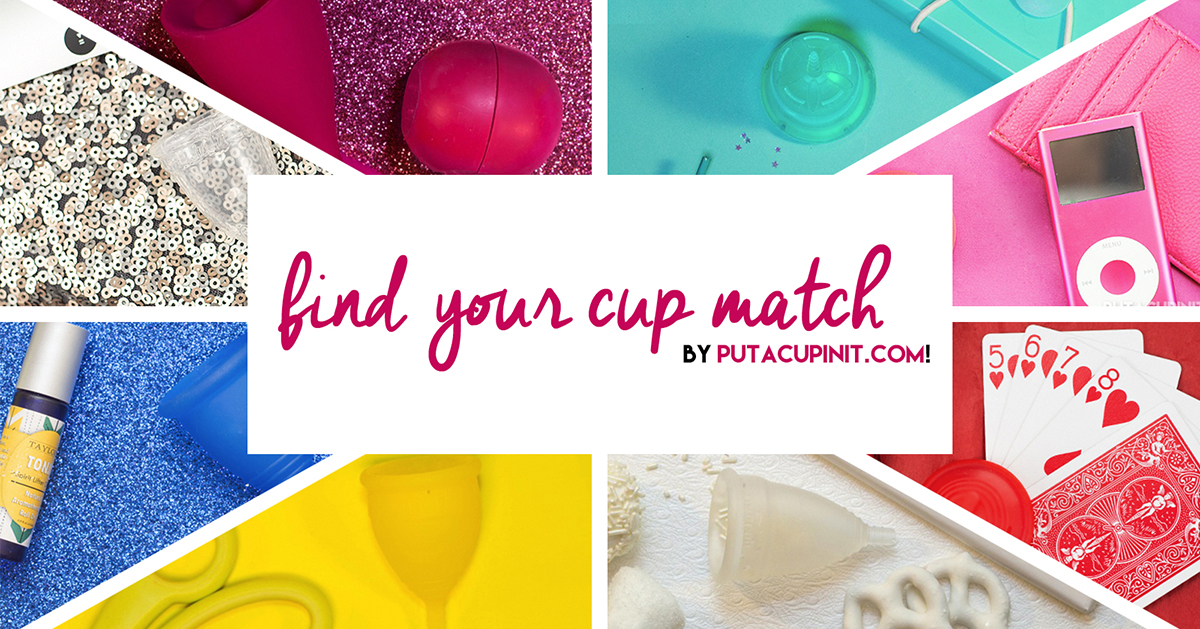f388a40715f18 We know your perfect menstrual cup based on 9 questions!