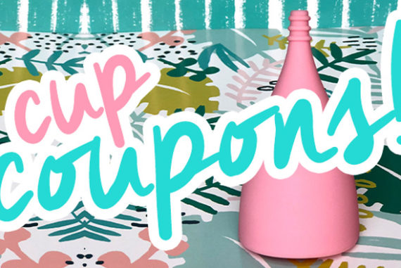 photo relating to Diva Cup Printable Coupon named Menstrual Cup Discount coupons